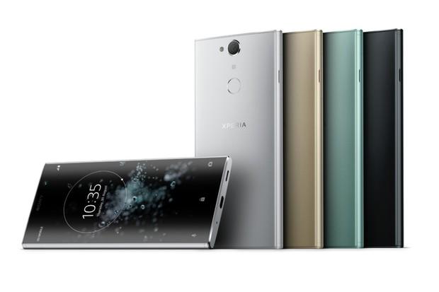 Sony Xperia XA2 Plus je tady. Nabízí protáhlý displej s 6 palci