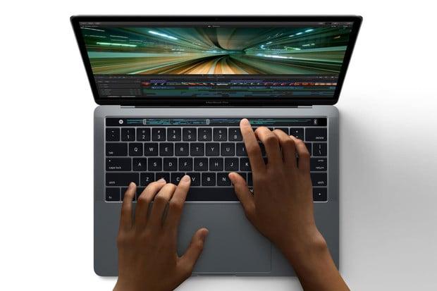 Apple představil aktualizované MacBooky Pro. Nejdražší pořídíte za 211 590 Kč
