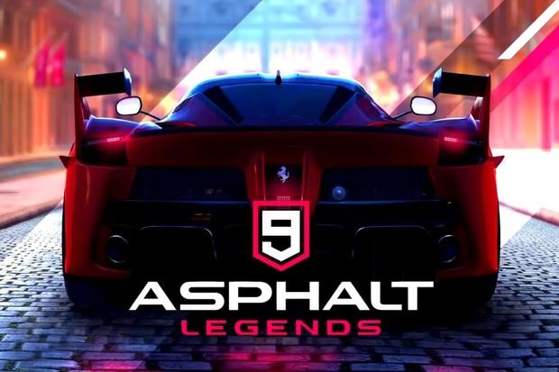 Závodníci pozor! Majitelé nejnovějších iPhonů si nově zahrají Asphalt 9 v 60 FPS