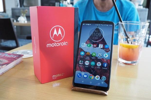 Motorola přináší Android 9 Pie pro Moto Z3 Play