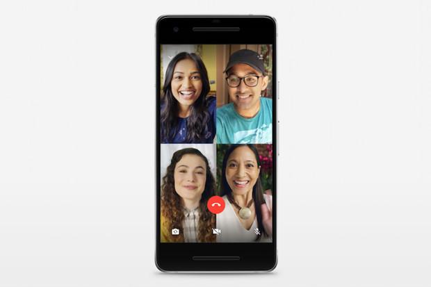 WhatsApp zpřístupňuje skupinové hovory a videohovory