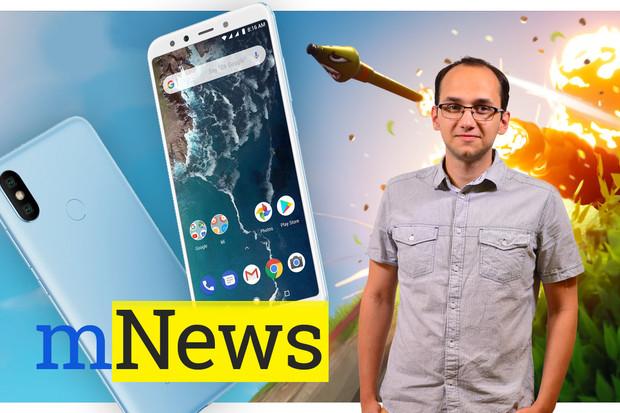Xiaomi představilo nové telefony Mi A2 a další důležité zprávy