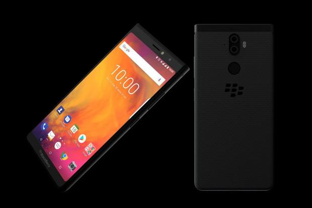 Blackberry představilo Evolve a Evolve X – telefony bez klávesnice