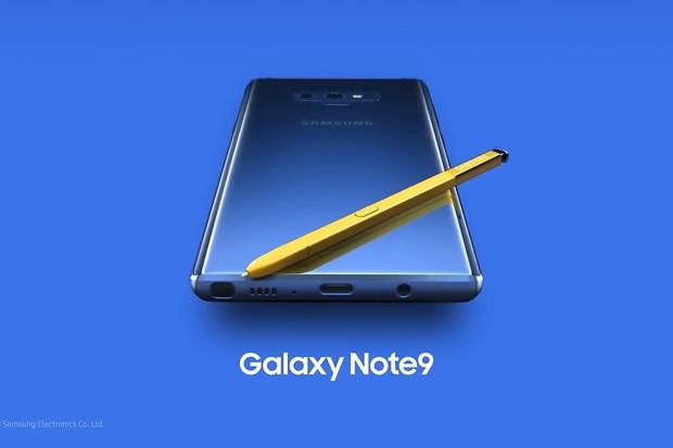 Vada, nebo iluze? U displeje Galaxy Note9 dochází k prosvítání