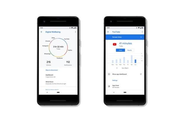 Google bojuje proti závislosti na smartphonu s novým Androidem 9.0