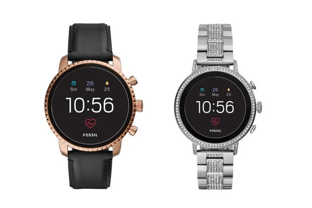 Fossil představil čtvrtou generaci svých hodinek. Nabídnou NFC či GPS