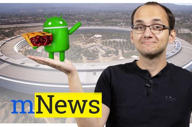 Nový Android se jmenuje Pie a další zprávy týdne