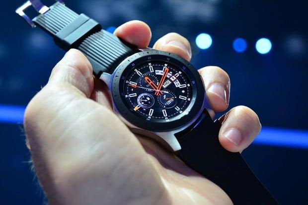 První dojmy z používání Samsung Galaxy Watch