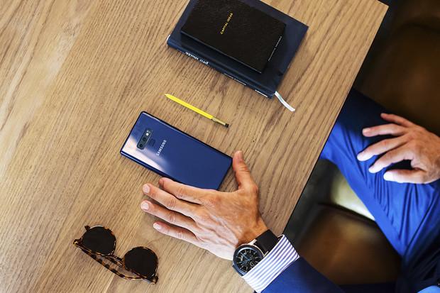 Samsung Galaxy Note9 si můžete předobjednat ještě dnes. Známe všechny ceny