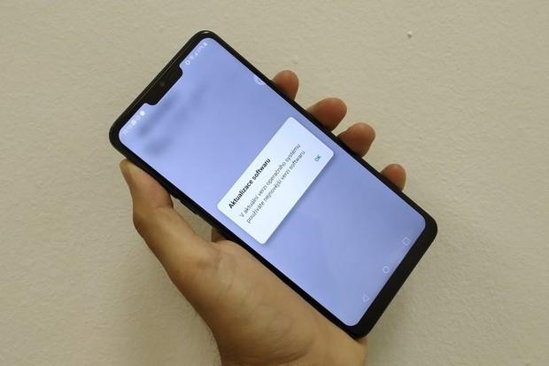 LG G7 ThinQ dostalo novou aktualizaci. Naučilo se 4K video s 60 FPS
