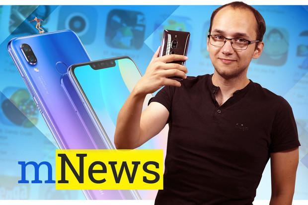 Známe českou cenu Huawei nova 3 a další zprávy týdne