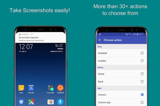 Bixby tlačítko u Galaxy Note9 vypnout oficiálně nepůjde, nastavte si dvojklik