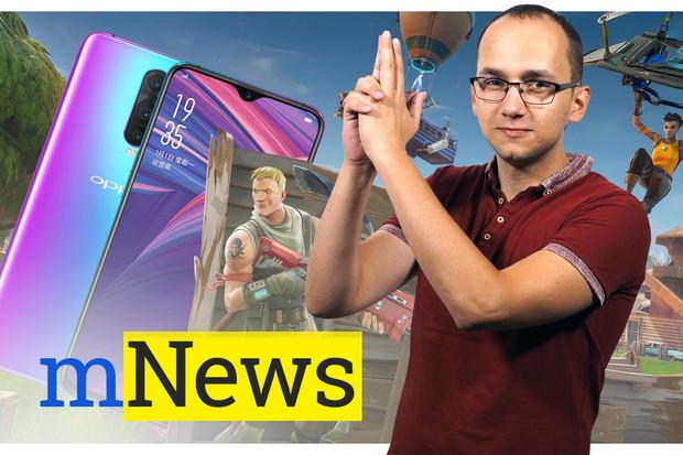 Ohebná Motorola, bezrámečkové Oppo a další zprávy týdne