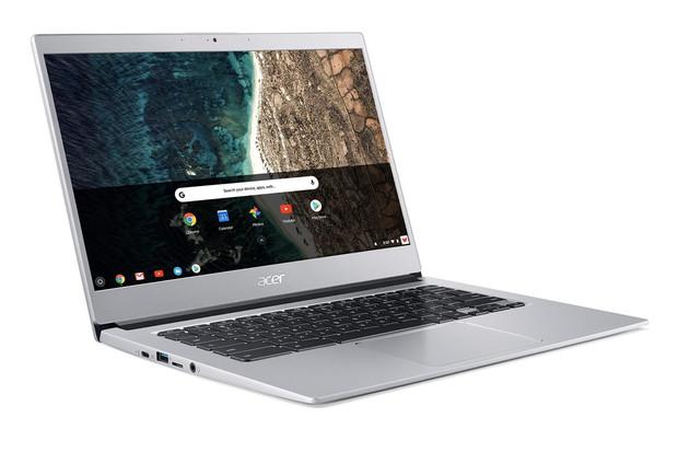 Chromebook 514 od Aceru je kovový elegán za rozumný peníz