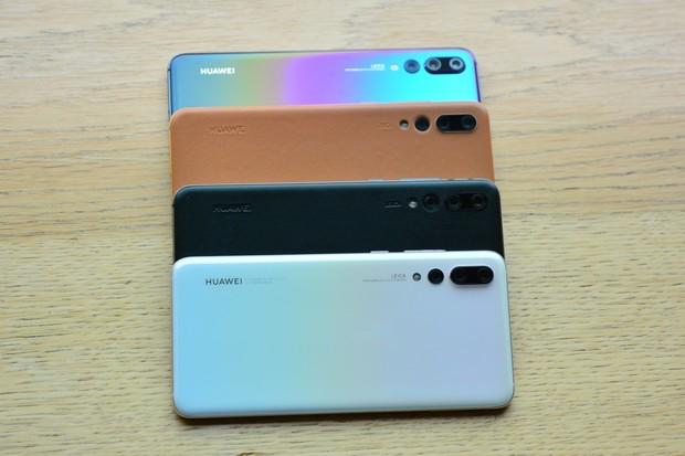 Huawei prodal 10 miliónů smartphonů P20 a P20 Pro