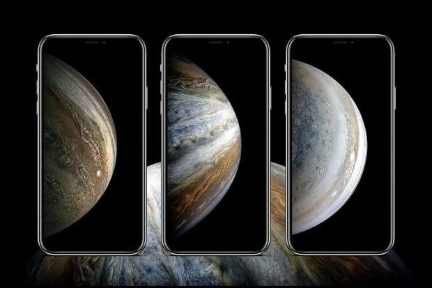 """Nové iPhony nejsou """"ikska"""", nýbrž """"desítky"""""""