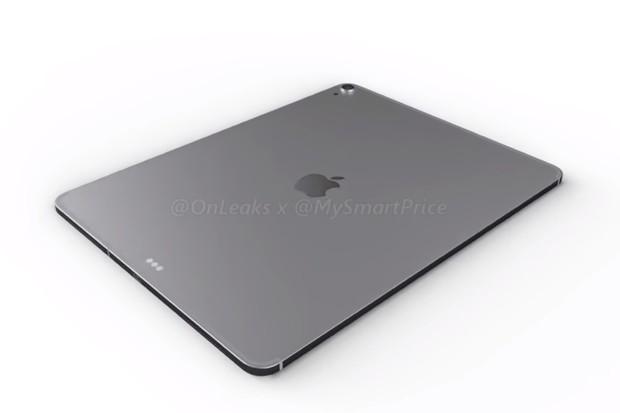 Takto by mohl vypadat nový Apple iPad Pro 12.9. Podívejte se