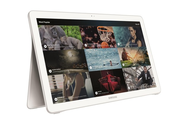 Návrat po 3 letech? Samsung pracuje na obřím tabletu Galaxy View 2
