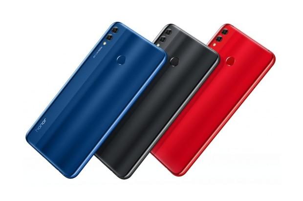 Obři mezi smartphony. Honor 8X a 8X Max s více než 7palcovým displejem