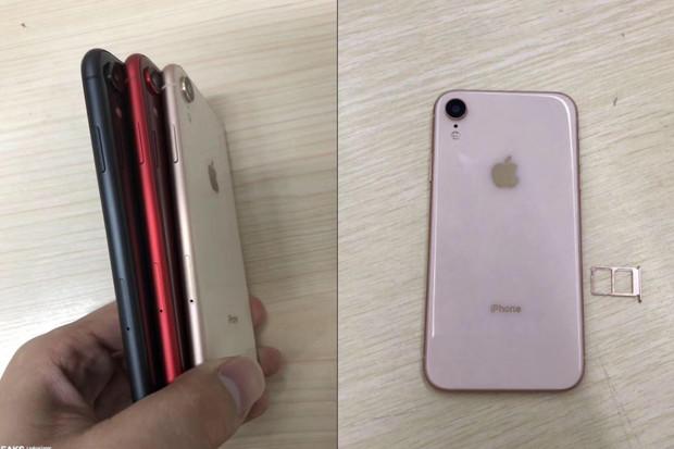 Poslední únik 6,1palcového iPhonu odhaluje pravděpodobný název i podporu 2 SIM karet