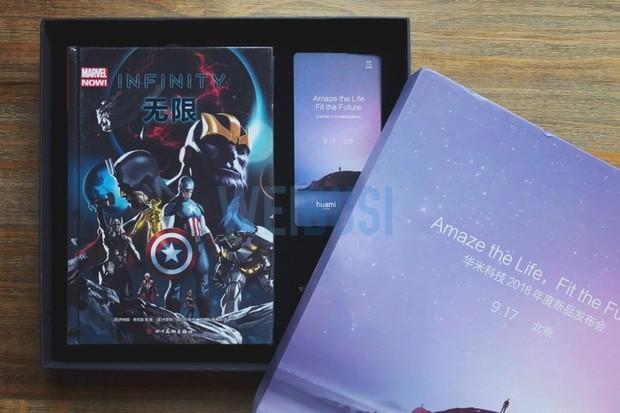 Xiaomi chystá speciální Avengers edici pro chytré hodinky Amazfit