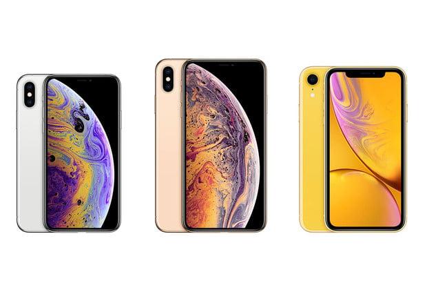 Vyznejte se v nových iPhonech. Srovnali jsme iPhone Xs, Xs Max a Xr