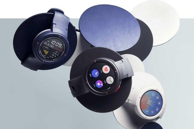 Nové hodinky Xiaomi Amazfit Verge mají OLED displej i GPS