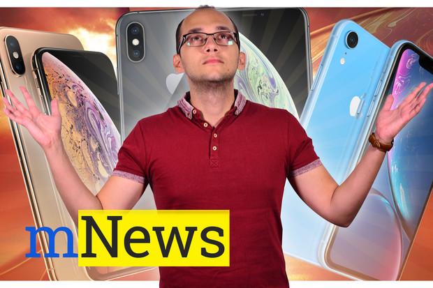 Představené novinky od Applu a další zprávy týdne