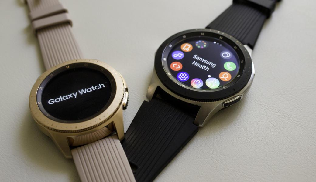878a00fbd Recenze Samsung Galaxy Watch – Chytré hodinky, nikoliv fitness ...