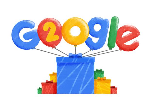 Zgaráže do světa – googlujeme už 20 let