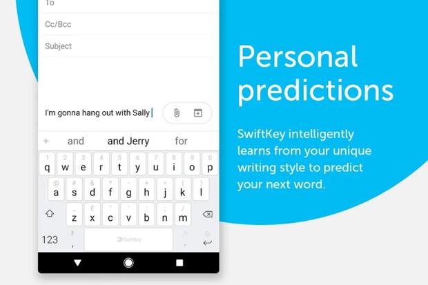 SwiftKey pro Android překládá o sto šest. Real-time překlad obstará Microsoft