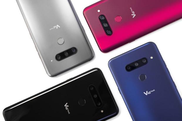 LG oznámí svůj první 5G telefon na MWC 2019. Nebude to G8