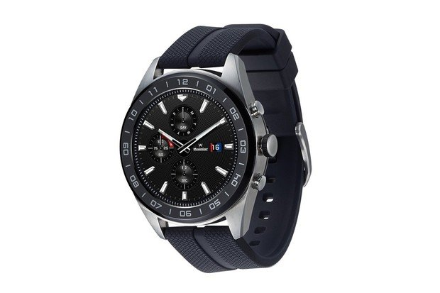 LG Watch W7 jsou hybridní hodinky s Wear OS a až 100denní výdrží
