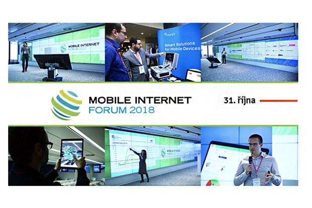 Mobile Internet Forum letos na téma virtuální reality a budoucnosti mobilních plateb