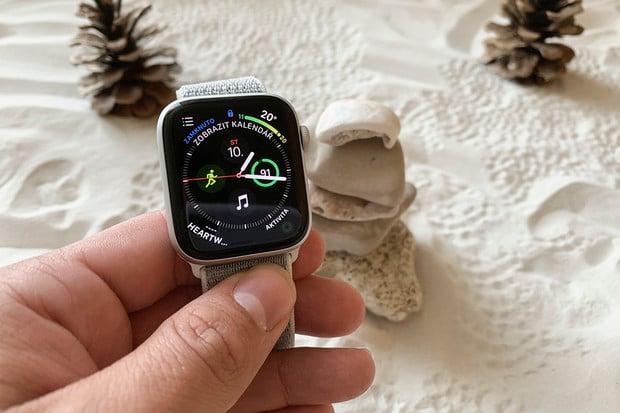 První dojmy z Apple Watch Series 4: dobře známé, ale úplně jiné