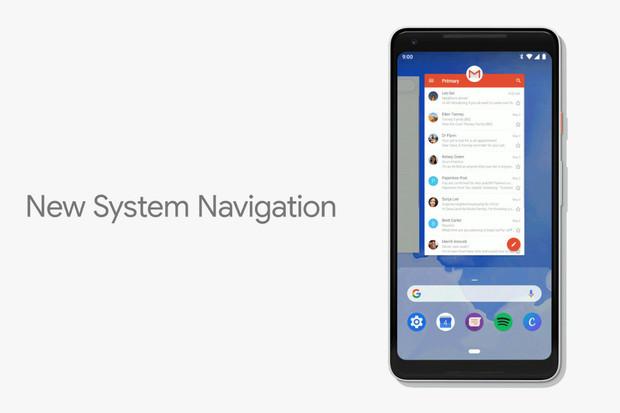 Google představuje budoucnost Androidu v podobě ovládání gesty. Poprvé na Pixelu 3
