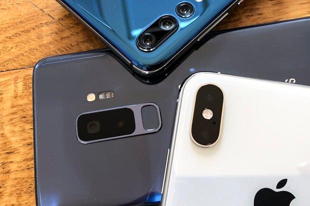 iPhone Xs Max, P20 Pro, nebo Galaxy S9+? Vyberte nejlepší fotomobil