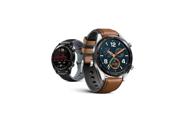 Huawei Watch GT představeny: 14denní výdrž v ocelovém balení