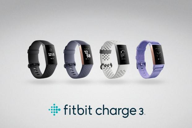Fitbit Charge 3 přichází na český trh! Těšit se můžeme na o 40 % větší displej