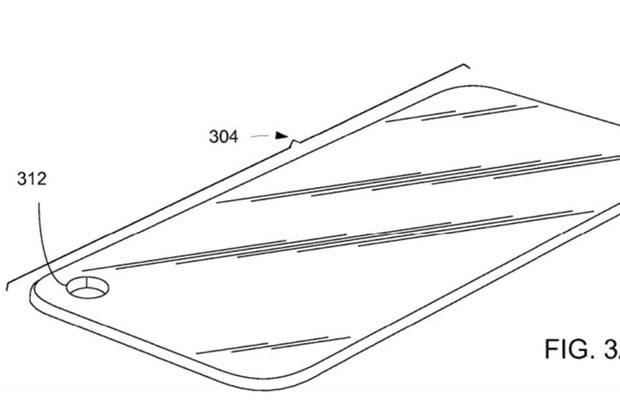 Apple si nechal patentovat nový druh výřezu v pravém horním rohu displeje