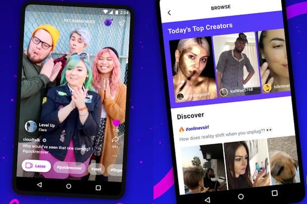 Facebook hledá nové způsoby, jak přilákat náctileté. Zachrání ho aplikace Lasso?