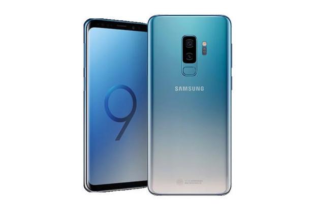 Samsung představuje novou barevnou variantu Ice Blue. Spatříme ji i na Galaxy S10?