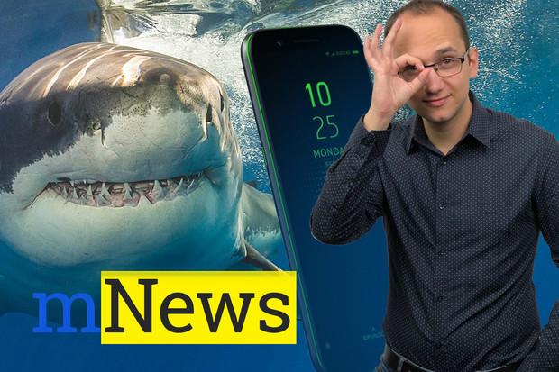 Samsungy ohebné i s výřezem a další zprávy týdne