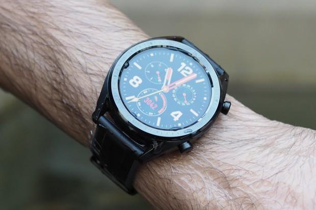 Chytré hodinky Huawei Watch GT se konečně naučily česky