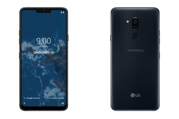 Android 9 Pie se dostává na LG G7 One v zemi javorového sirupu