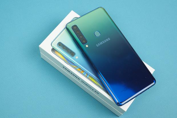 První dojmy ze Samsungu Galaxy A9 se 4 čočkami fotoaparátu