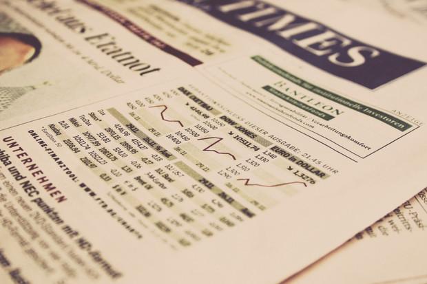 Co prozradil Dow Jonesův index o Applu, Googlu a Facebooku?