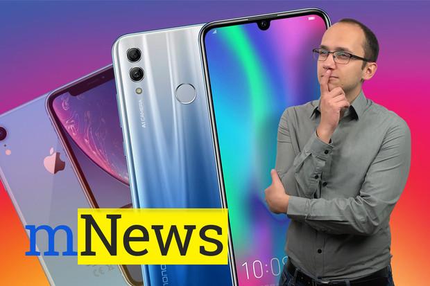 Prodeje iPhonů klesají a HTC se chce zase postavit na nohy