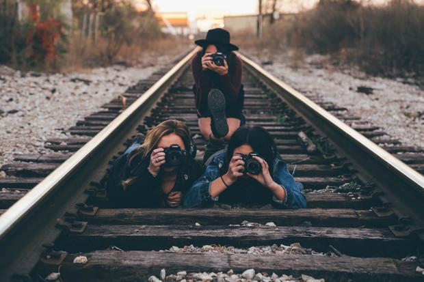 """Zase? """"Mobilní"""" fotografie pořízená digitalní zrcadlovkou demonstruje bokeh efekt"""