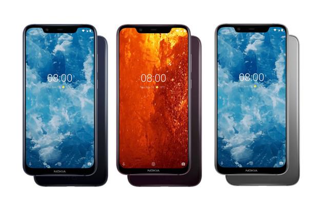 Snapdragon 710 a senzační fotoaparát! Nejen tím láká právě představená Nokia 8.1